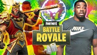 Fortnite Battle Royale WIN STREAK WARRIOR H.O.T FAM Fortnite Battle Royale Gameplay