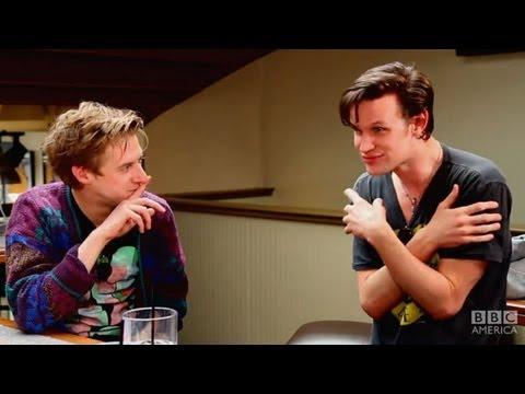 DOCTOR WHO Cast Plays SKULL Game: BBC America's NERDIST