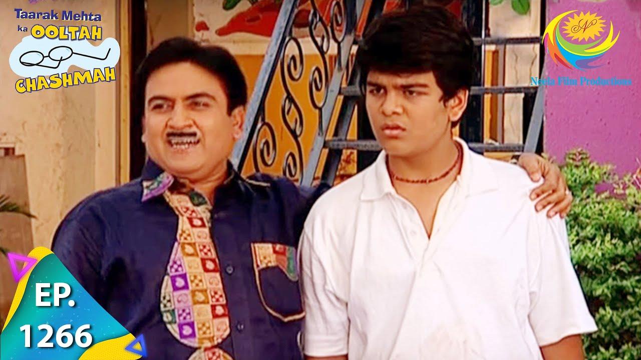 Download Taarak Mehta Ka Ooltah Chashmah - Episode 1266 - Full Episode