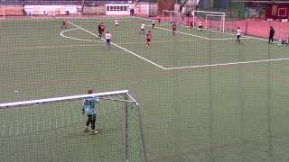 Hu Utd 4 - FC Jazz White 0-5 (0-3) I pa.