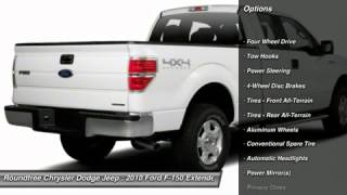 2010 FORD F-150 Jackson, MS AFB96373