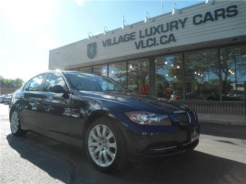 2008 Bmw 335xi In Review Village Luxury Cars Toronto