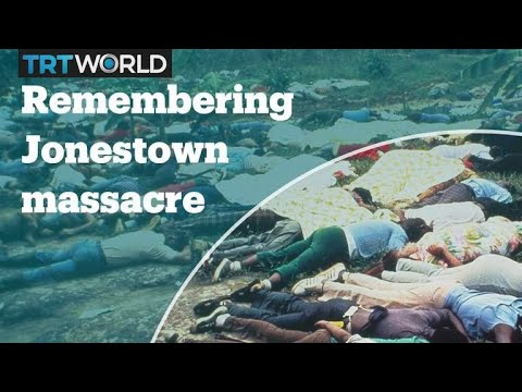 Jonestown massacre : The biggest mass murder-suicide in modern history