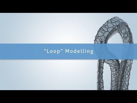 """3Ds Max - """"Loop"""" Modelling Tutorial"""