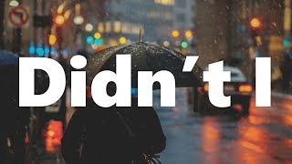 OneRepublic   Didn't I | แปล THAISUB