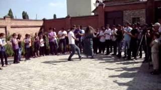 Свадьба в Грозном, фрагмент-2 чеченский танец