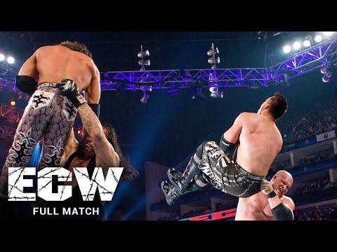 FULL MATCH - Undertaker U0026 Kane Vs. The Miz U0026 John Morrison: ECW, April 15, 2008