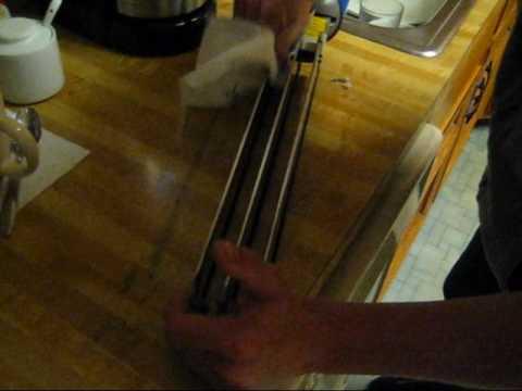 Cleaning the ionic breeze quadra!!!!!!!!!
