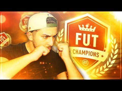 FIFA 18: TEAM BAUEN   FUT CHAMPIONS ROAD TO ELITE 1 + GIVEAWAY   SEKOFIFA