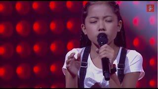 The Voice Kids Thailand - ใบบุญ - รักเอย - 1 Mar 2015