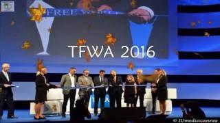TFWA 2016 - David LISNARD & Erik Juul-Mortensen