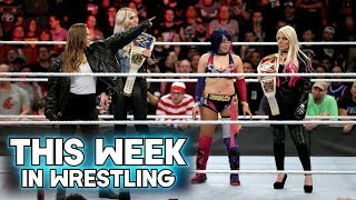 This Week In Wrestling: Ronda Rousey Debuts After The First Ever Women's Royal Rumble (January 28th)