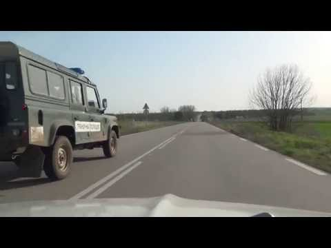 Bulgarian Border Vignette Vinetta Exchange Durankulak Дуранкулак E87 Bulgaria 7.4.2016