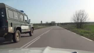 Bulgarian Border Vignette Vinetta Exchange Durankulak Дуранкулак E87 Bulgaria 7.4.2016