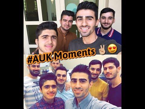 American University Of Kurdistan | #AUK Vlog