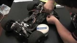 Ta'mirlash RC model buggy