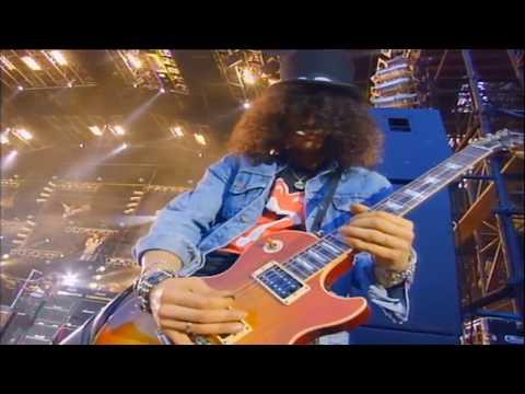 Guns N' Roses   Paradise City   Freddie Mercury Tribute 1992   HD 1080 Mp3