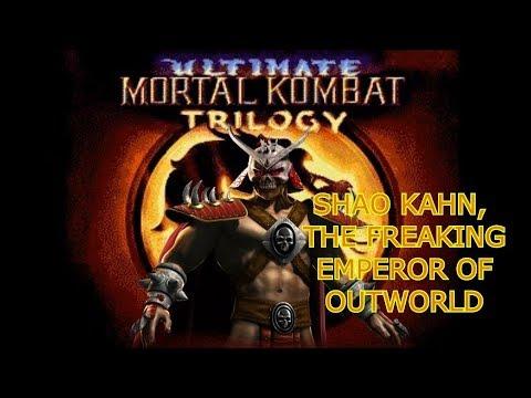 Ultimate Mortal Kombat Trilogy Hack 22 - Arcade