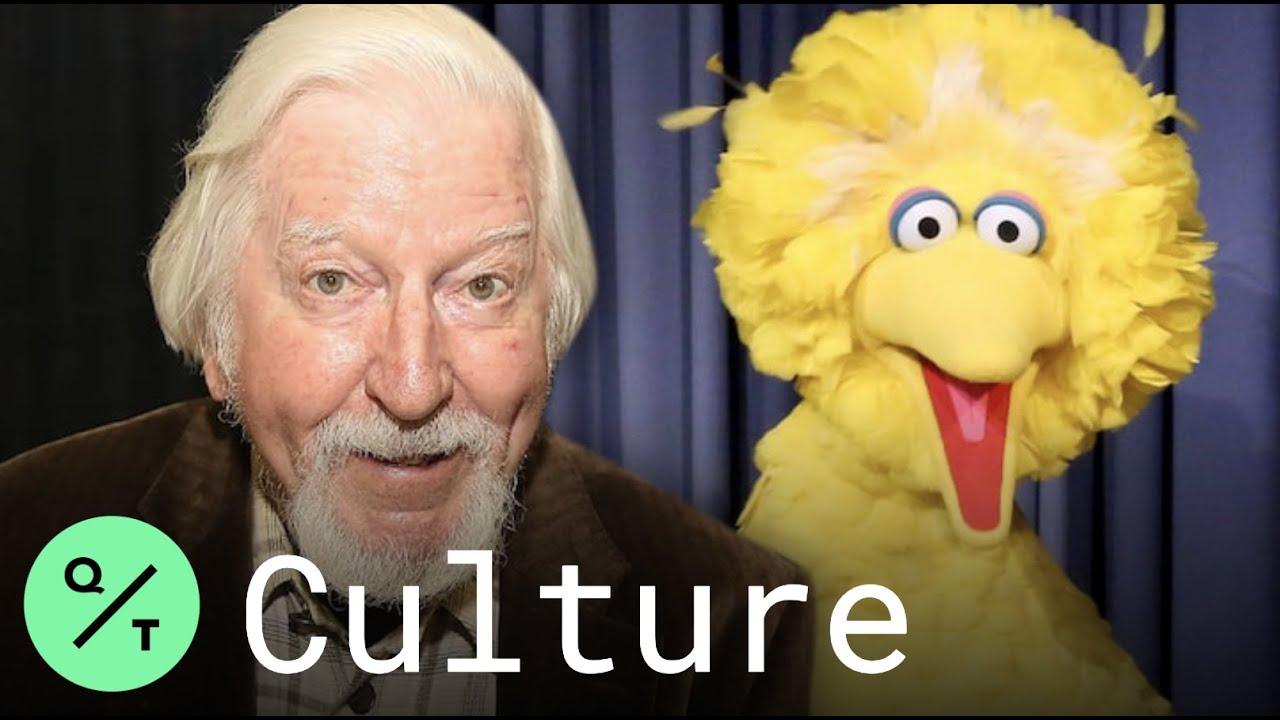 Caroll Spinney, the Sesame Street puppeteer behind Big Bird and ...