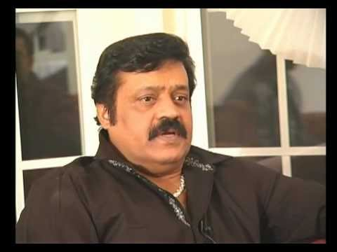 An interview with Malayalam film star Suresh Gopi - Part 1