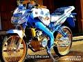 Story WA Drag Bike-Cover Goyang Dua Jari