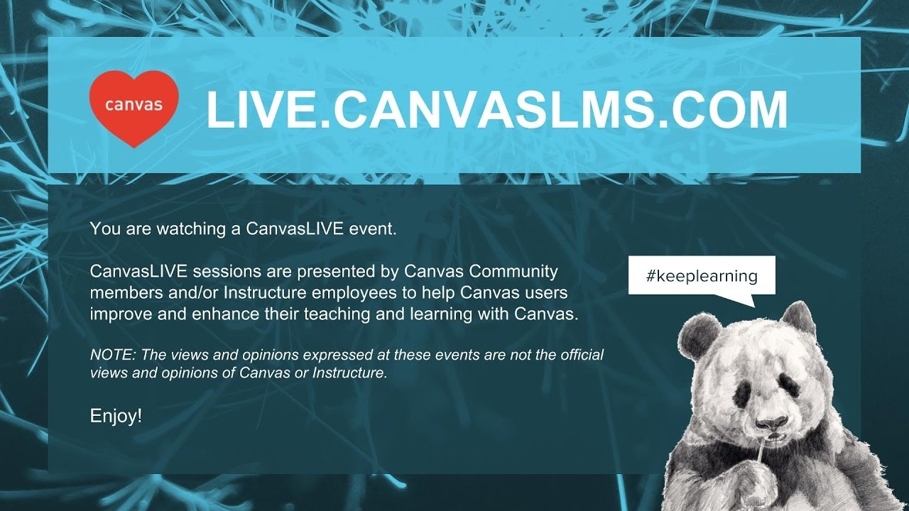 Canvas - cover