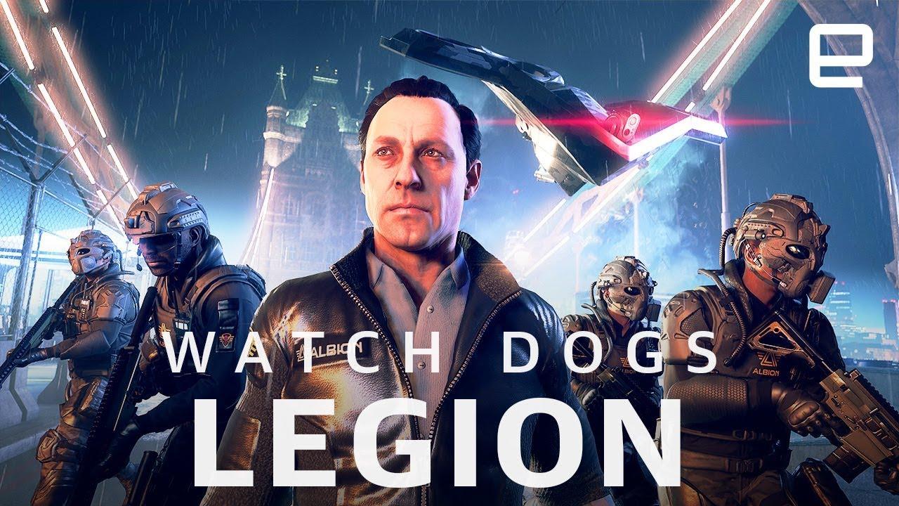 watch dogs: legion - photo #3