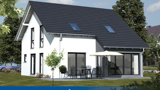 Haus mit Wintergarten KfW 55+Grundstück in gefragter Lage - YouTube