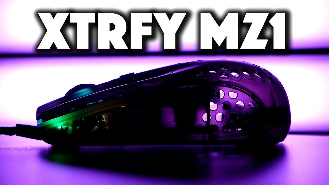 海外レビュアーが考えた最強のマウスがこれ / Xtrfy MZ1 - Zy's Rail