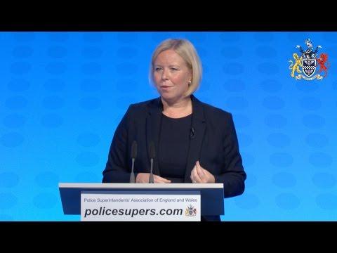 Policing a Mixed Community