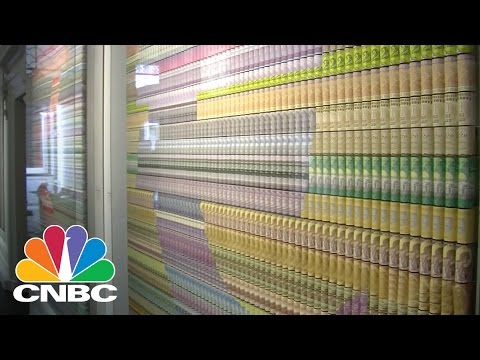 This Art Is Made Of Money | CNBC