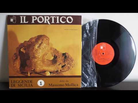 Massimo Mollica, Irio De Paula – Leggende Di Sicilia   Il Portico Horo Records – HLL 104 1