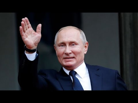 Встреча Путина с