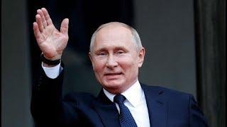 Встреча Путина с представителями общественности в Симферополе. Прямая трансляция