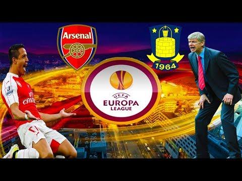 Rasturnare De Scor In Uefa Europa League - FIFA 18 Cariera Cu Arsenal