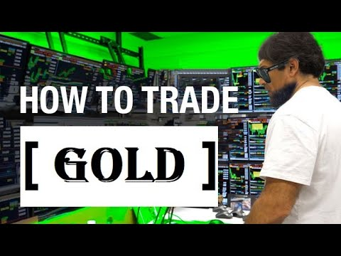 How to trade Gold and WIN [ 2021 Edition ] 💹 💰 💲