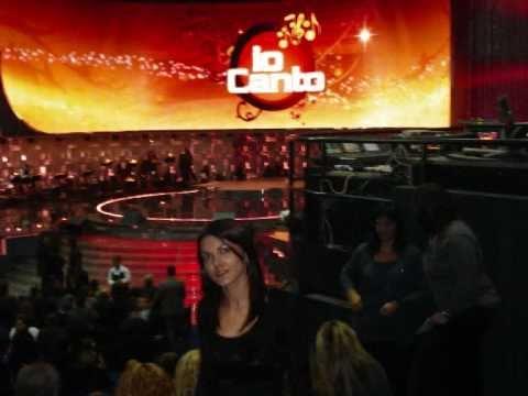 IO CANTO PUNTATA DEL 19 NOVEMBRE 2010 ( IO ERO LI ).wmv