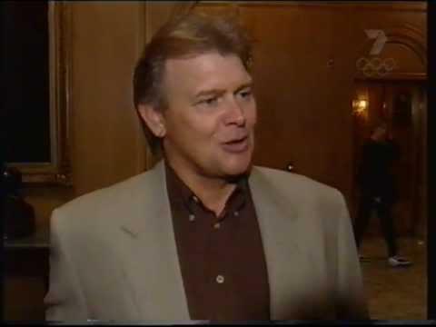 John Farnham Interview (Sydney Olympics 2000)