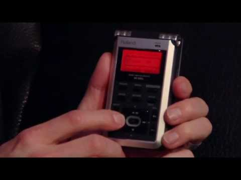 Roland R-05 Wave/Mp3 Digital Recorder Review   Full Compass