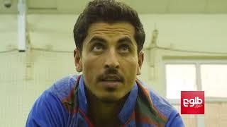 کارنامه شرف الدین اشرف، بازیکن تیم ملی کرکت کشور