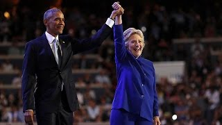 بالفيديو.. أوباما يعلن تأييده لهيلاري كلينتون: الوحيدة التي تؤمن بمستقبل أمريكا