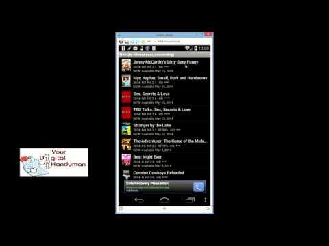 Android App Spotlight 2  Instant Watcher