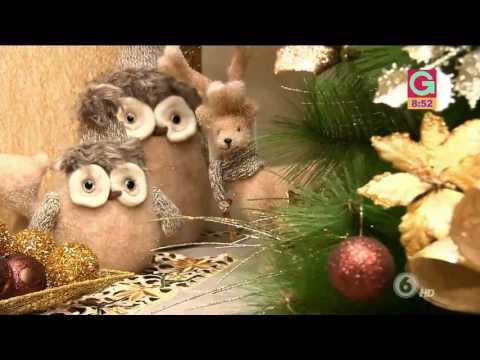 las nuevas tendencias en decoracin para navidad