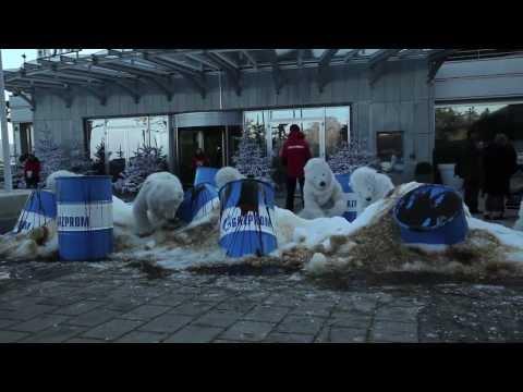 Gazprom Action in Switzerland