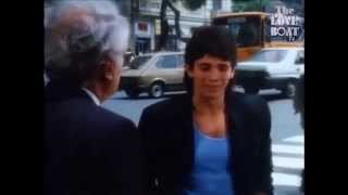 "Adrian Zmed, Latin lover in Italy (from ""The Love Boat"")"