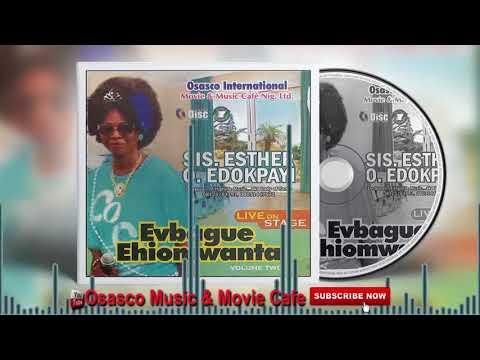 Benin Music:►Sister Esther Edokpayi Live On Stage (Evbague-Ehiomwanta)