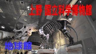 2018 6 7 上野 国立科学博物館 (地球館)