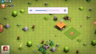 Jogadores do clash of clans q comsegio ter mina de ouro sem ter o canhao primeiro