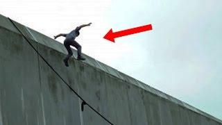 Schockierende Momente beim Gefängnisausbruch - mit Kamera aufgenommen