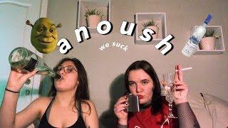 drunk best friend tag ✰ anoush